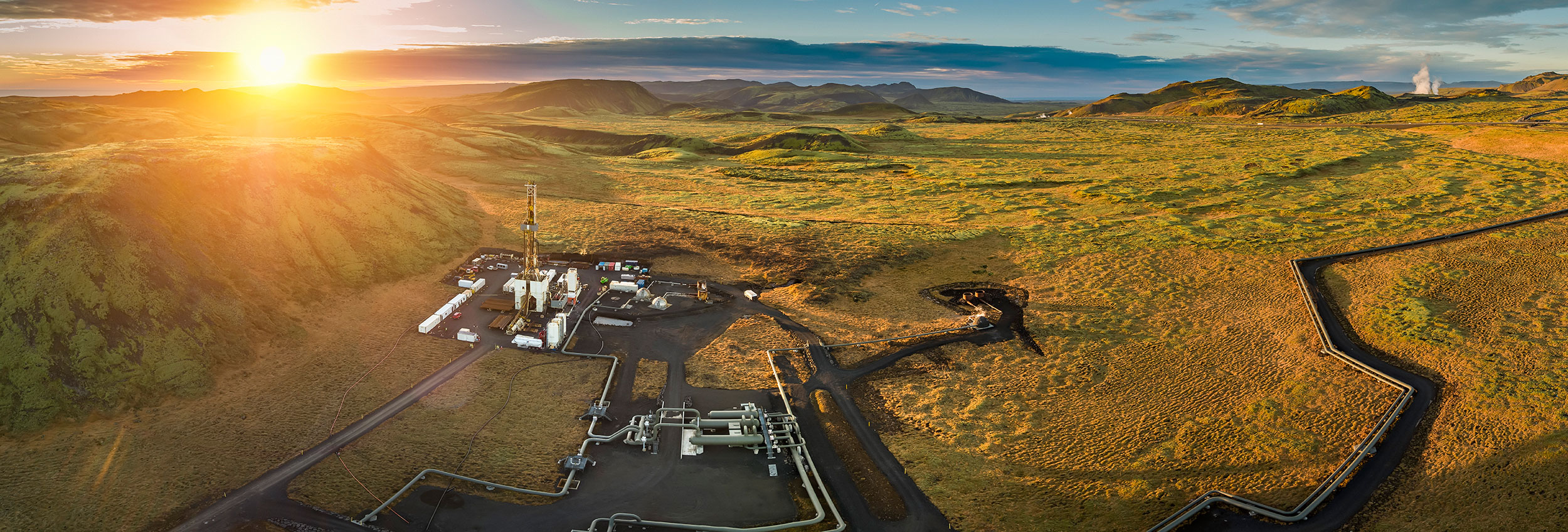 Iceland Drilling starts new geothermal drilling in Hellisheiði, Iceland